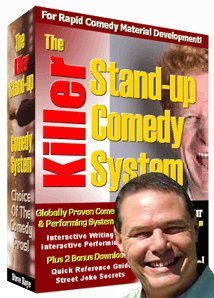 Killer Stand Up Comedy Secrets