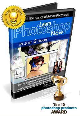 Award winning Photoshop course