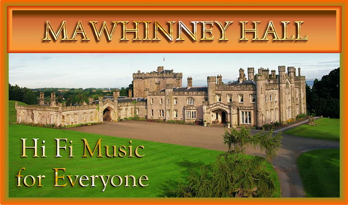 Imagine visiting the Mawhinney Hall