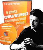 Karl Morris Golf Mind Factor product range
